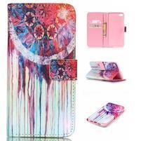 Style peňaženkové puzdro pre mobil Lenovo S90 - dream