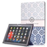 Polohovatelné puzdro pre tablet Lenovo Tab 2 A10-70 - lorem ipsum