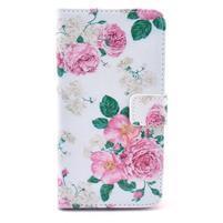 Obrázkové pouzdro na mobil LG G3 - květiny