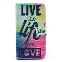 Obrázkové pouzdro na mobil LG G3 - love
