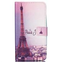 Motive pouzdro na mobil LG G3 - Eiffelova věž