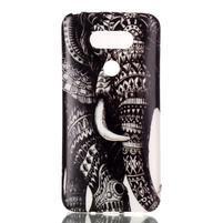 Gélový obal pre mobil LG G5 - slon