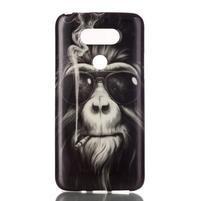 Gélový obal pre mobil LG G5 - gorila