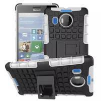 Odolný outdoor obal pre mobil Microsoft Lumia 950 XL - biely