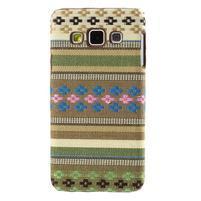 Obal potažený látkou pre Samsung Galaxy A3