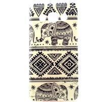 Gélový obal pre Samsung Galaxy A3 - kmenový slon