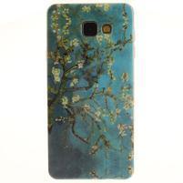 Softy gélový kryt pre Samsung Galaxy A5 (2016) - kvitnúce strom