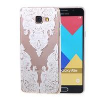 Silk Gélový obal pre mobil Samsung Galaxy A5 (2016) - vzor I