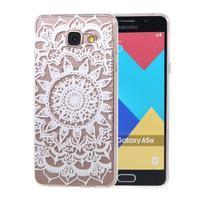 Silk Gelový obal na mobil Samsung Galaxy A5 (2016) - mandala