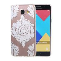 Silk Gélový obal pre mobil Samsung Galaxy A5 (2016) - vzor V