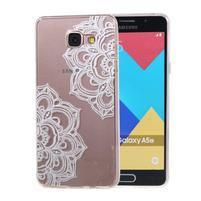 Silk Gélový obal pre mobil Samsung Galaxy A5 (2016) - VII