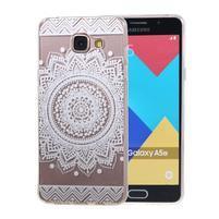 Silk Gelový obal na mobil Samsung Galaxy A5 (2016) - vzor VIII