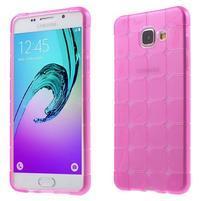 Cube gélový kryt pre Samsung Galaxy A5 (2016) - rose