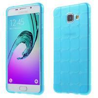 Cube gélový kryt pre Samsung Galaxy A5 (2016) - modrý