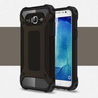 Armory odolný obal pre mobil Samsung Galaxy J5 - čierny