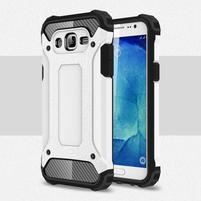 Armory odolný obal pre mobil Samsung Galaxy J5 - biely