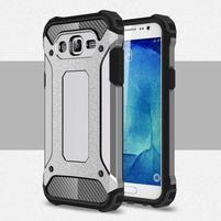 Armory odolný obal pre mobil Samsung Galaxy J5 - šedý