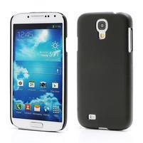 Plastové poudro pre Samsung Galaxy S4 - čierne
