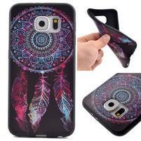 Jells gélový obal pre Samsung Galaxy S7 - lapač snov