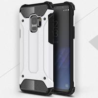 Armory odolný hybridný obal na Samsung Galaxy S9 - biely