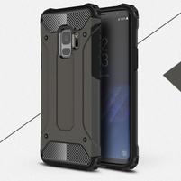 Armory odolný hybridný obal na Samsung Galaxy S9 - bronzo