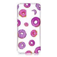 Printy gélový obal na Samsung Galaxy S9+ - sladké donuty