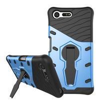 Armory odolný obal pre mobil Sony Xperia X Compact - modrý