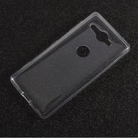 Číry gélový obal na Sony Xperia XZ2 Compact - číry