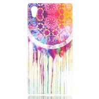Softy gélový obal pre mobil Sony Xperia Z5 - dream