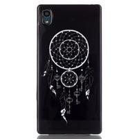 Blacky gélový obal pre mobil Sony Xperia Z5 - dream