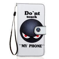 Koženkové puzdro pre mobil Sony Xperia Z5 - nesiaha