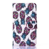 Sand puzdro pre mobil Sony Xperia Z5 Compact - ananasy