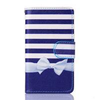 Sand puzdro pre mobil Sony Xperia Z5 Compact - mašlička