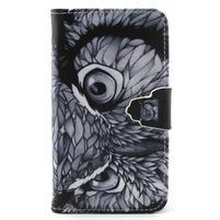 Kelly puzdro pre mobil Sony Xperia Z5 Compact - sova