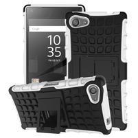 Outdoor odolný kryt pre mobil Sony Xperia Z5 Compact - biely