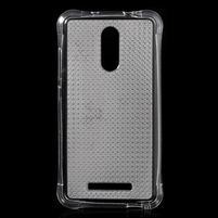 Diamonds gelový obal na Xiaomi Redmi Note 3 - transparentní