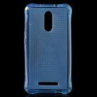 Diamonds gélový obal pre Xiaomi Redmi Note 3 - modrý