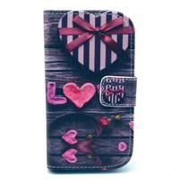 Safety puzdro pre Samsung Galaxy S Duos / Trend Plus - love