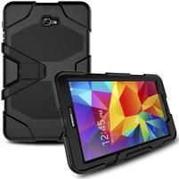 Armory 3v1 odolný obal na tablet Samsung Galaxy Tab A 10.1 (2016) - černý