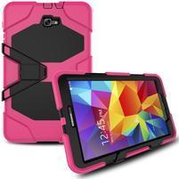 Armory 3v1 odolný obal pre tablet Samsung Galaxy Tab A 10.1 (2016) - rose