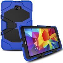 Armory 3v1 odolný obal pre tablet Samsung Galaxy Tab A 10.1 (2016) - modrý