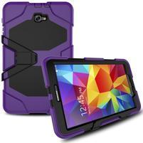 Armory 3v1 odolný obal pre tablet Samsung Galaxy Tab A 10.1 (2016) - fialový