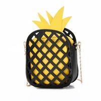 AnanasFun štýlová kabelka - žltá