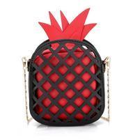 AnanasFun štýlová kabelka - červená