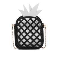 AnanasFun štýlová kabelka - biela