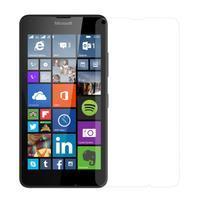 Ochranné tvrdené sklo na Microsoft Lumia 640