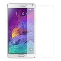 Ochranné tvrdené sklo na Samsung Galaxy Note 4