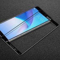 IMK celoplošné tvrdené sklo na Honor 7A a Huawei Y6 Prime (2018) - čierne