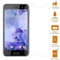 Ochranné tvrdené sklo na HTC U Play