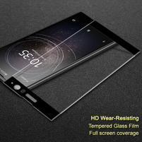 IMK celoplošné tvrdené sklo na Sony Xperia XA2 -